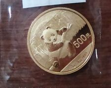 2014 China 1oz gold panda coin