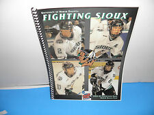 NCAA North Dakota Fighting Sioux Hockey 2004-05 Post Season & Frozen Four Guide
