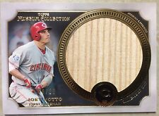 2013 Topps Museum Collection Joey Votto Jumbo Lumber #'d 6/20 Game Used Bat Card