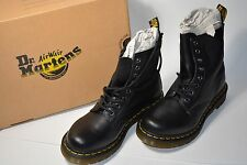 New in box Womens Dr. Martens BLACK Napa Size 7 1460 W
