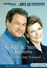 From This Day Forward by Cokie Roberts and Steven Roberts (2005, MP3 CD,...