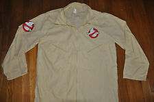 Vintage Ghostbusters Halloween Costume Adult One Size Jumpsuit