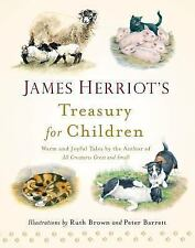 James Herriot's Treasury for Children : Warm and Joyful Tales by the Author...