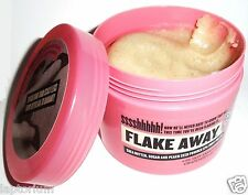 Soap and Glory FLAKE AWAY Moisturising Salt Scrub Body Polish 300ml XMAS GIFT