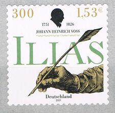 2251  ** BRD 2002, SK  aus Box, Joh.H.Voss m. Nr.005