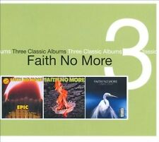 The Real Thing by Faith No More [Music CD] 1989 by Faith No More