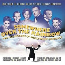 Somewhere Over the Rainbow: The Golden Age of Hollywood Musicals 2 CD Set