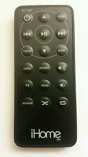 Genuine Original Remote for iHome iH9 Clock Radio & Audio System for iPhone/iPod