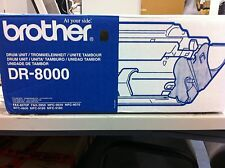 ORIGINALE Brother Tamburo dr-8000 dr8000 fax 8070 MFC 4800 9030 9070 B OVP