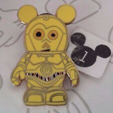 C-3PO Star Wars Droid Robot Vinylmation Mystery Collection 77552 Disney Pin