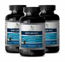Natural testosterone - HORNY GOAT WEED.LIBIDO BOOSTER - Sexual wellness,3B