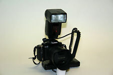 Pro SL565-C FB2 kit on camera flash for Canon EOS 650D 600D 550D 500D DSLR