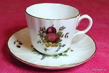 Royal Worcester (Delecta - Coburg Repro) CUP & SAUCER SET(s) Exc (12 avail)
