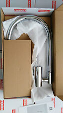 Franke DIXI CHROME MONOBLOC Kitchen SINK TAP single lever Swivel Spout GENUINE