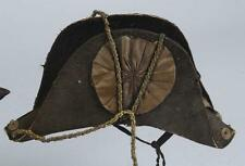 WWI French Officer's Bicorn Hat