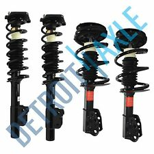 ALL (4) New Front & Rear Complete Quick Strut Assembly Chevy Malibu & Grand AM