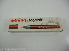 RAPIDO COMPLETO ROTRING ISOGRAPH  0.80 MM