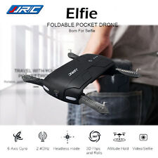 JJRC H37 ELFIE RC Selfie Quadcopter WiFi FPV HD G-sensor Headless Foldable 0.3MP
