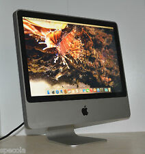 "Apple imac 20"" 2.66 ghz 500 go mémoire ram 4GB (DDR3) osx 10.11 wi-fi garantie 8.1 (7)"