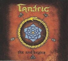 The End Begins [Slimline] by Tantric (CD, Apr-2008, Silent Majority Group)