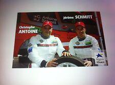 CP POSTCARD CARTOLINA CITROEN C2 SCHMITT RALLY RALLYE WRC 2011