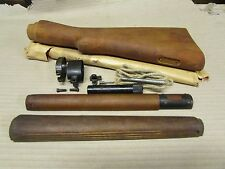 lee enfield no4 parts WITH SAVAGE MARKED WOOD