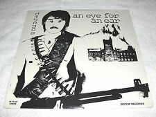 "Terence ""An Eye For An Ear"" 1969 Psych/Rock LP, SEALED!, Original Decca Pressing"