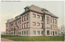 High School in Salem OR Postcard
