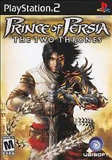 Prince of Persia: The Two Thrones (Sony PlayStation 2, 2005)