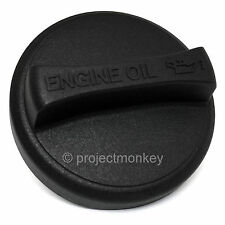OEM Toyota 93-98 Supra Turbo Full Black Version Oil Filler Cap NO WHITE LETTERS