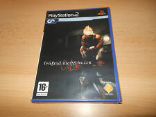 Twisted metal noir-SONY PLAYSTATION 2 PS2 game-neuf scellé