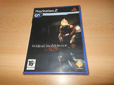 Twisted Metal Negro-SONY PLAYSTATION 2 PS2 Juego-Nuevo Sellado