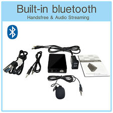 Bluetooth MP3 CD Changer Adapter + USB AUX Extension Cable - Toyota Hilux Yaris