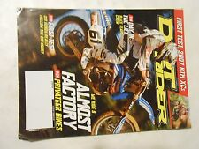 OCTOBER 2006 DIRT RIDER MAGAZINE,07 KTMS XCS,PRIVATEER BIKES,HONDA CRF450R,AMA
