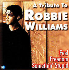 A Tribute To ROBBIE WILLIAMS CD 18 Tracks NEU & OVP