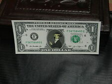 USA - VERITABLE Billet 1 DOLLAR - PROFESSEUR TOURNESOL - COLLECTION TINTIN NEUF