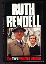 Ruth Rendell - The Third Wexford Omnibus - 1st/1st 1989 Original Dustjacket