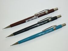 Pentel Automatic Pencil P203 Brown 0.3mm MECHANICAL pencil Drafting writing
