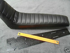 RALEIGH CHOPPER MK I  SEAT RESTORATION KIT - SEAT COVER, STRAP & UNDERBOARD
