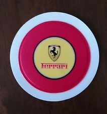 FITS FERRARI 355 360 F430 458 KIT CAR TAX DISC HOLDER RED