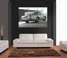 JAMES BOND ASTON MARTIN Vector Giant Wall Art Print Picture Poster