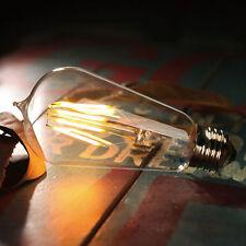 2W Vintage Edison Antique Led Light Bulb Filament 2700K ST64 E27 Clear Glass