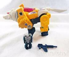 Transformers Original G1 Headmaster Weirdwolf Complete