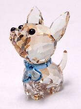 OSCAR THE CHIHUAHUA PUPPY DOG CRYSTAL LOVLOTS 2015 SWAROVSKI #5063330