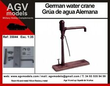 1/35 Scale resin kit 1940's German water crane -Railway/Train diorama accessory