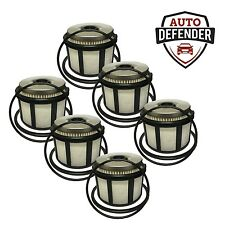 6 Fuel Filters for 99-03 Ford F & E Series 7.3L Powerstroke Diesel
