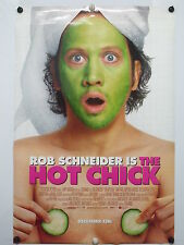 The HOT CHICK - Rob Schneider - Original Movie Poster - 2002  Rolled DS C9/C10