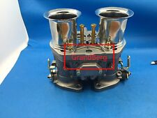 44IDF Carburetor With Air Horn For Bug/Beetle/VW/Fiat/Porsche replece weber carb