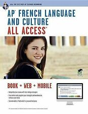AP(R) French Language & Culture All Access W/Audio  : Book + Online + Mobile...
