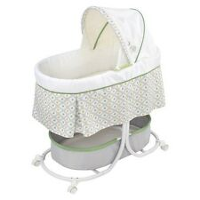 Summer Infant Soothe & Sleep Bassinet with Motion  Sweet Lamb